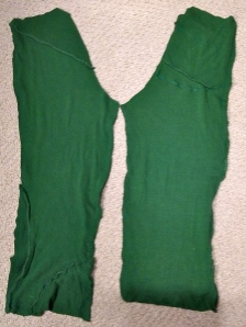 Pajama pants refashion . Diary of a MadMama