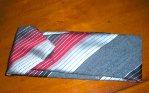 Necktie pouch | Diary of a MadMama