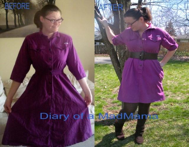 https://diaryofamadmama.wordpress.com/2013/04/26/49-cent-friday-purple-dress-refashion/