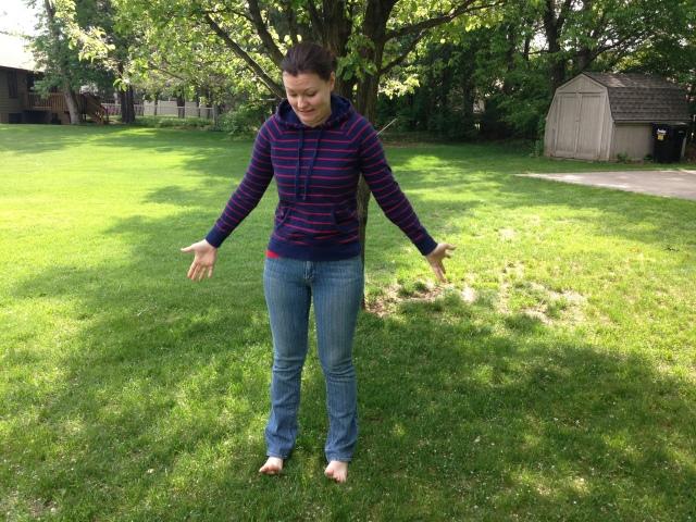 Hoodie Sweatshirt Refashion | Diary of a MadMama